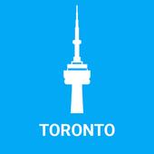Toronto Travel Guide, Tourism icon