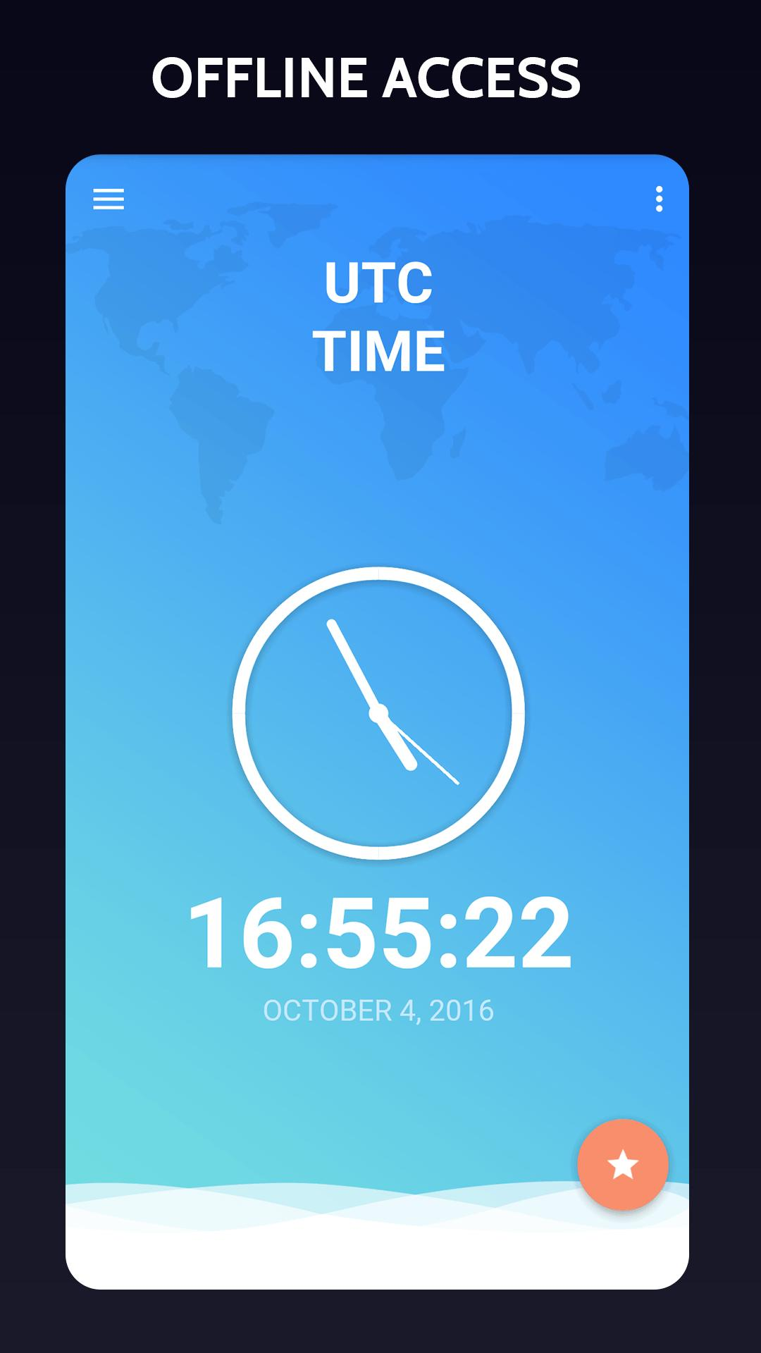 UTC Time for Android - APK Download