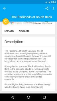 Brisbane Travel Guide, Tourism apk screenshot