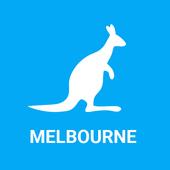 Melbourne Travel Guide Tourism icon