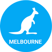 Melbourne Travel Guide Tourism icon