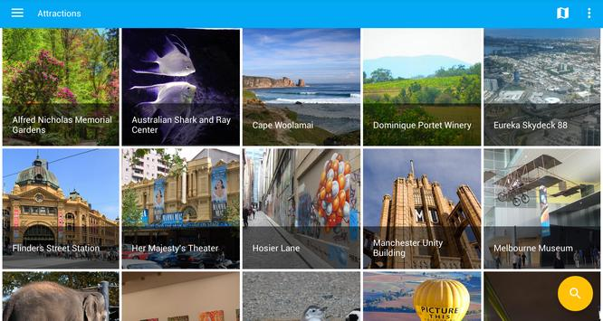 Melbourne Travel Guide Tourism screenshot 11
