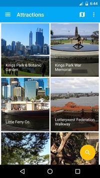 Perth Travel Guide Tourism apk screenshot