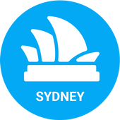 Sydney Travel Guide, Tourism icon