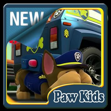 Paw Kids Patrol Adventure poster