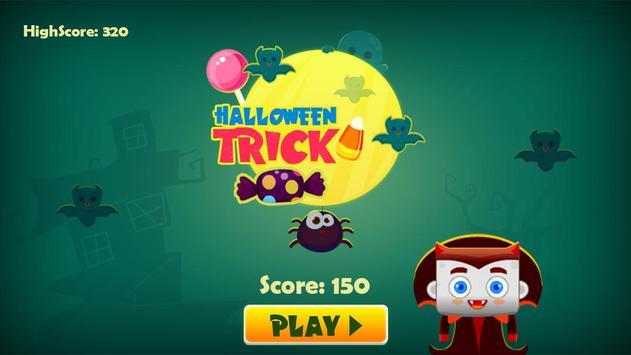 Halloween Trick poster