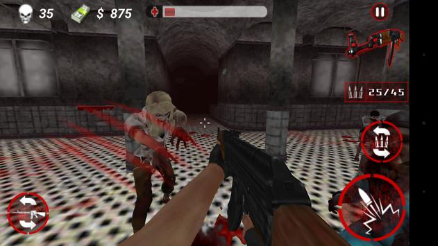 Zombie Delta Target, zombie games 2017 screenshot 2