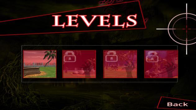 Zombie Hunter 3D Target screenshot 7