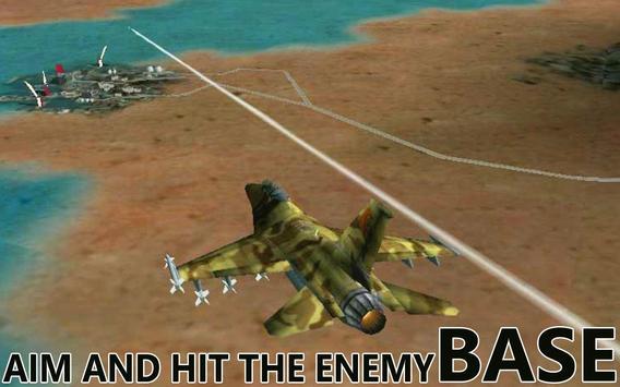 Fighter Jet Air Strike Battle apk screenshot