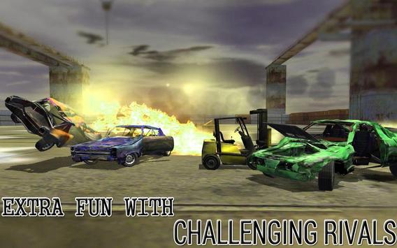 Real Car Demolition Race Derby apk screenshot