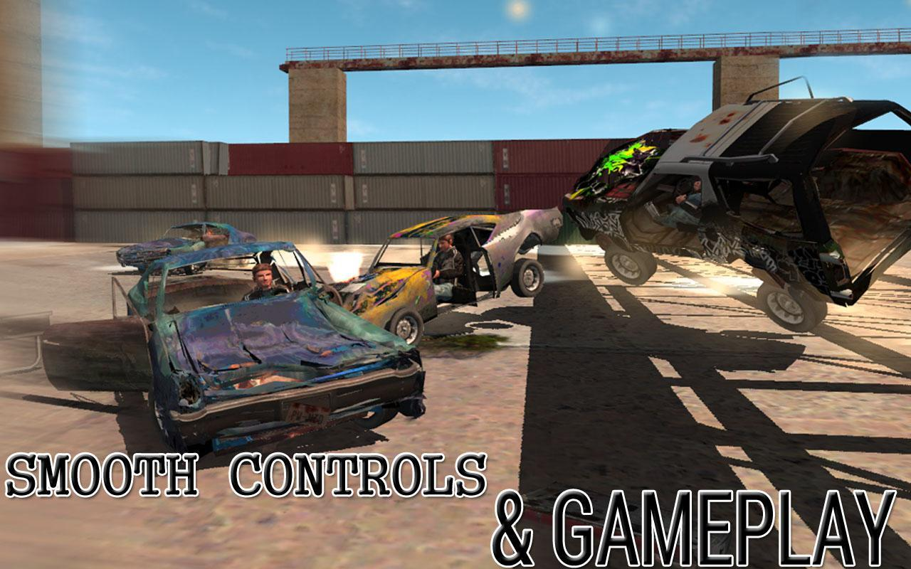 Battle Racing D Car Games Apk