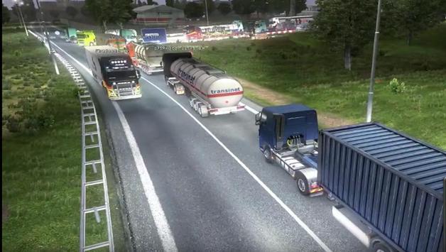 Euro Truck Simulator 2017 screenshot 1