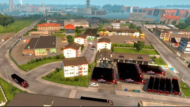 Euro Truck Simulator 2017 screenshot 5