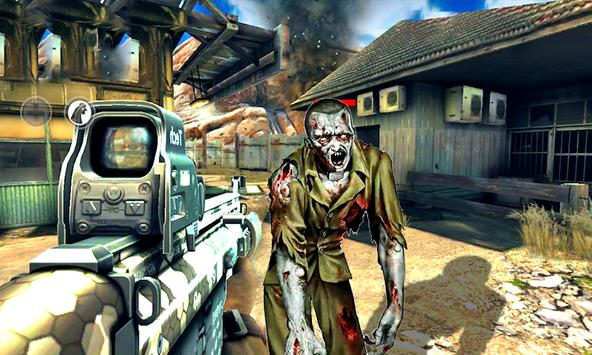 Zombies Delta Target Killer apk screenshot