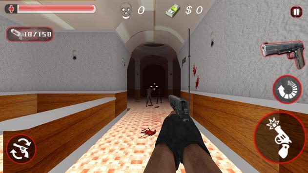 Zombie Last Killer screenshot 1