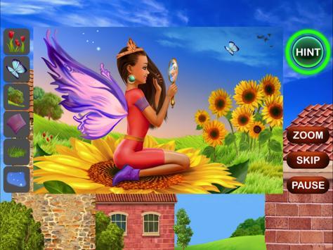 Fairy Hidden Objects screenshot 10