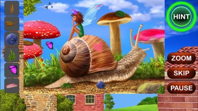Fairy Hidden Objects screenshot 2
