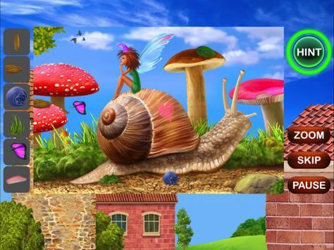 Fairy Hidden Objects screenshot 7