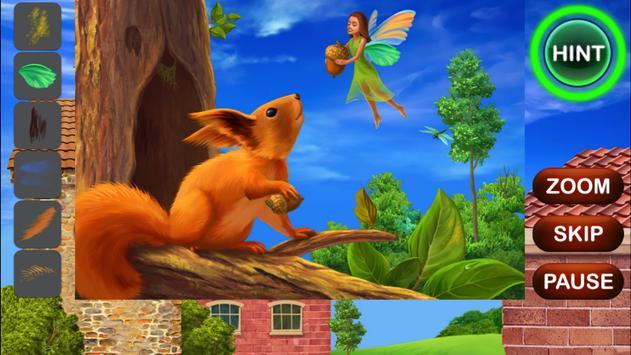 Fairy Hidden Objects screenshot 4
