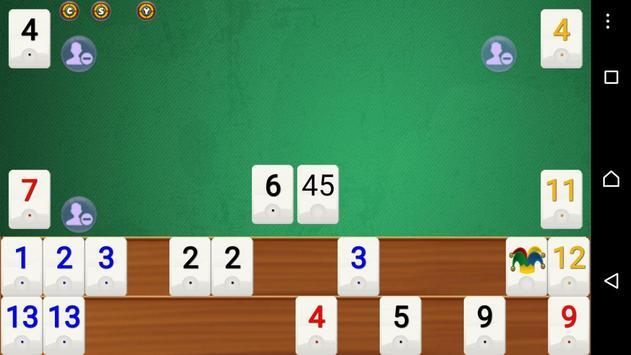 Rummikub Professional screenshot 5