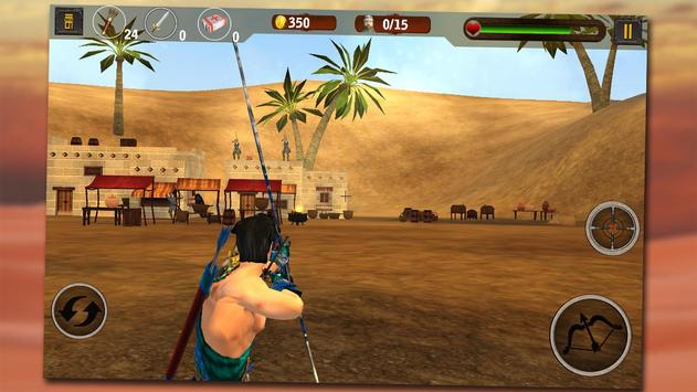 Archery Fight Master 3D Game poster