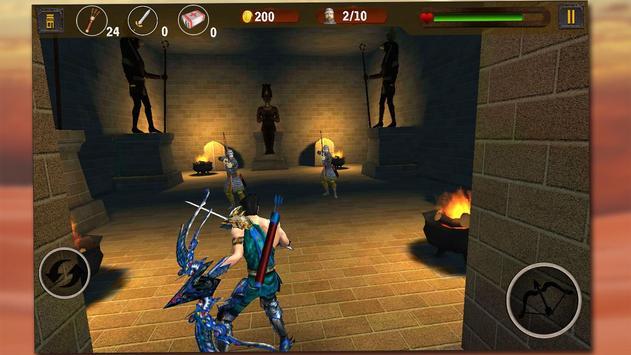 Archery Fight Master 3D Game screenshot 1