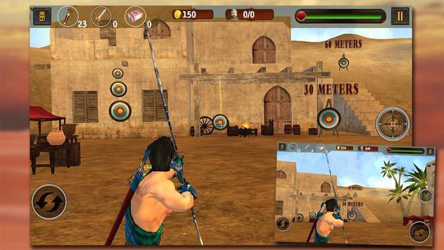 Archery Fight Master 3D Game apk screenshot