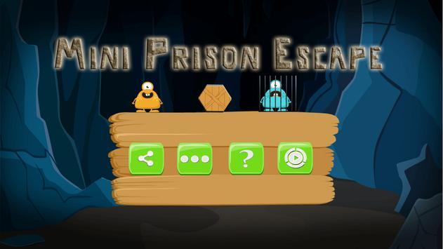 Mini Prison Escape - Fix Path poster