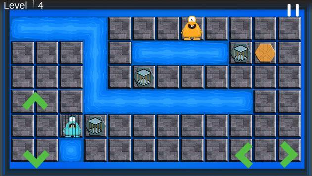 Mini Prison Escape - Fix Path apk screenshot