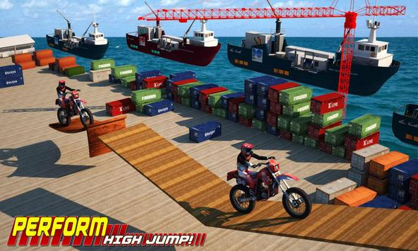 Trial Bike Extreme City Stunt Free 🏁 poster
