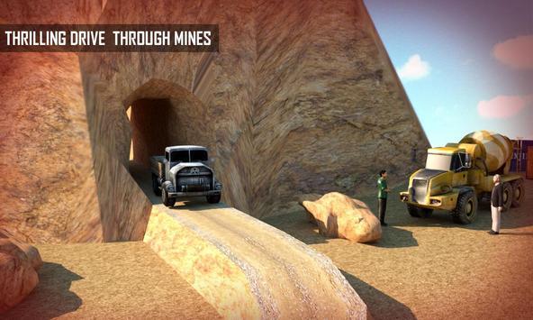 Euro Truck Driving: Cargo Simulator 2020 screenshot 3