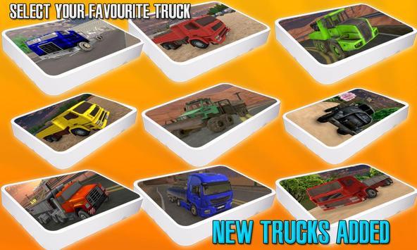 Euro Truck Driving: Cargo Simulator 2020 screenshot 17
