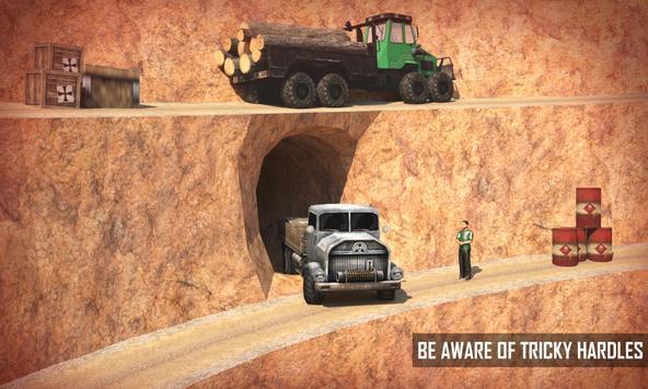 Euro Truck Driving: Cargo Simulator 2020 screenshot 1