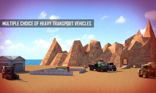 Euro Truck Driving: Cargo Simulator 2020 screenshot 4