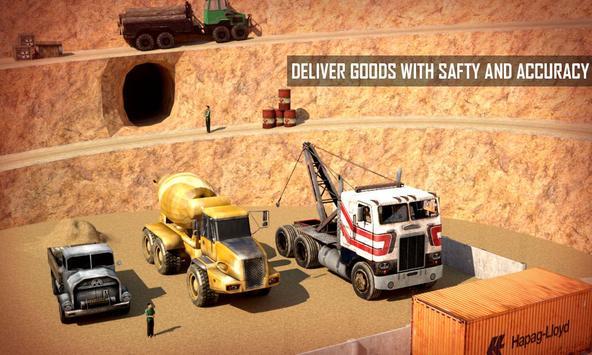 Euro Truck Driving: Cargo Simulator 2020 screenshot 6