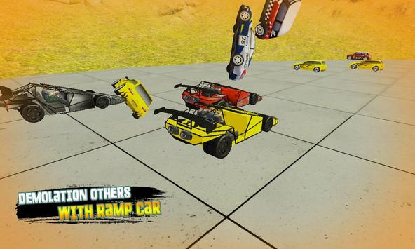 GT Ramp Car Xtreme Meadness apk screenshot