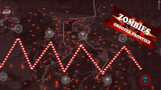 Zombie Shooter Frontier screenshot 1