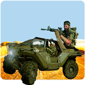 Army Base Shooter Race icon