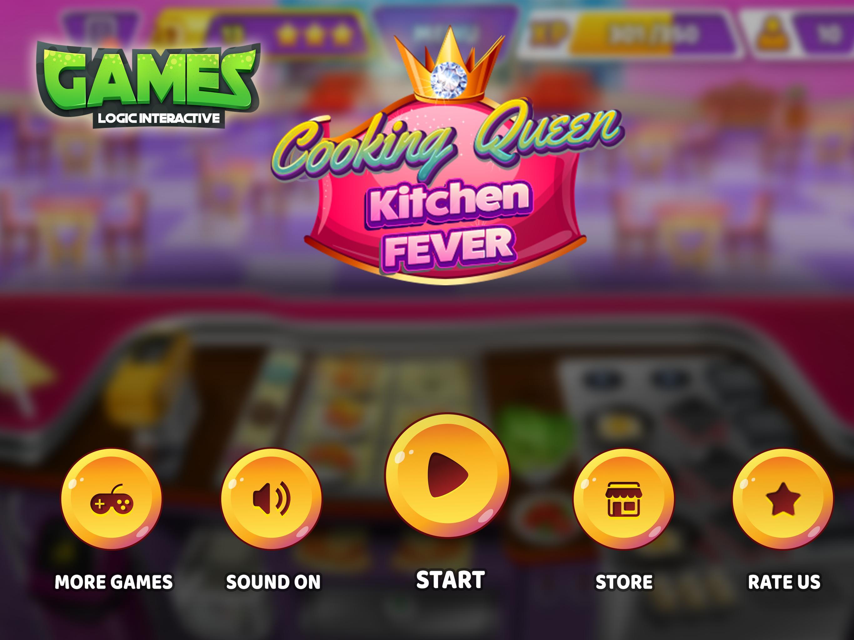 La Cocina De La Reina La Cocina De La Fiebre For Android