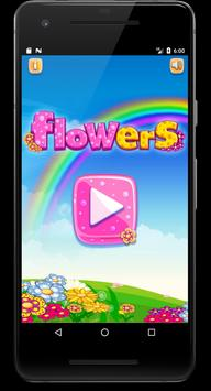 Flowers Connect poster