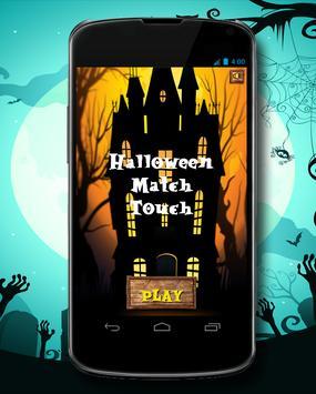 Halloween Match Touch screenshot 1