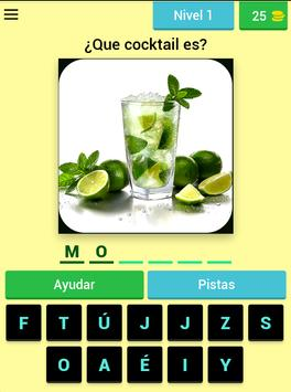 Cocktails Game apk screenshot