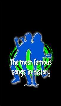 Guess the famous songs screenshot 3