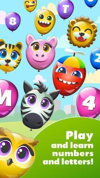 Balloons For Kids Free screenshot 3