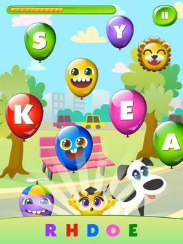 Balloons For Kids Free screenshot 6