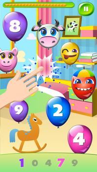 Balloons For Kids Free poster