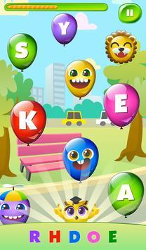 Balloons For Kids Free screenshot 12