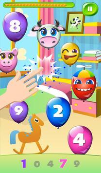 Balloons For Kids Free screenshot 11