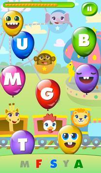 Balloons For Kids Free screenshot 13