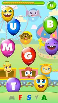 Balloons For Kids Free screenshot 1